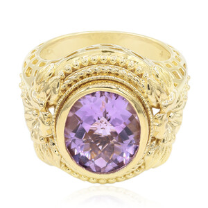 Amethyst Silver Ring (Memories by Vincent) 1299MA