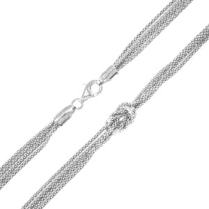 Silver Necklace 1778RP