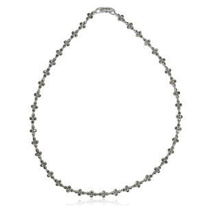 Marcasite Silver Necklace 1925AI