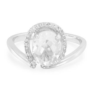 Petalite Silver Ring 2486DT