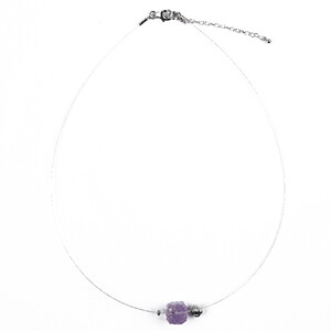 Amethyst other Necklace 2811MW