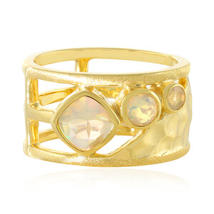 Welo-Opal-Silberring (MONOSONO COLLECTION) 3433TI