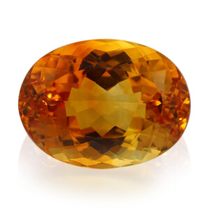 Mandarin Citrine other gemstone 3877DR