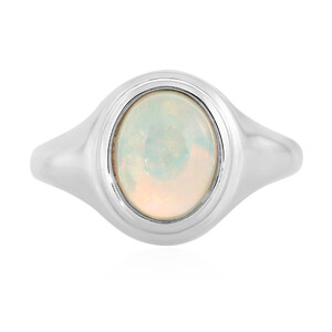Welo-Opal-Silberring (MONOSONO COLLECTION) 3906GR