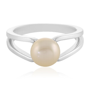 Freshwater pearl Silver Ring 3953MQ
