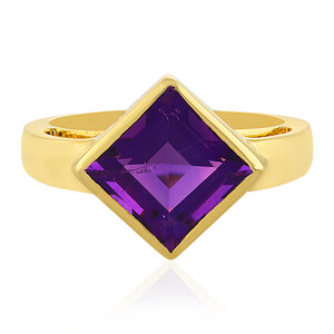 Amethyst-Silberring (MONOSONO COLLECTION) 4003XV