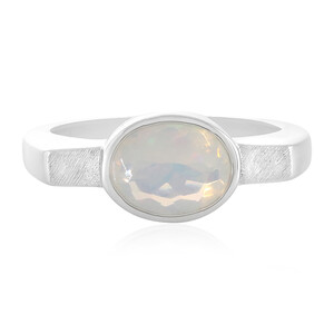Welo-Opal-Silberring (MONOSONO COLLECTION) 4135QS