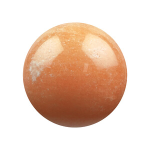 Orange calcite other Figure 4458PO