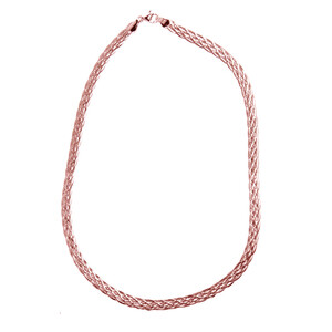 Silver Necklace 5246PM
