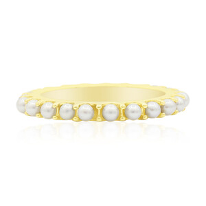 Freshwater pearl Silver Ring 5402JC