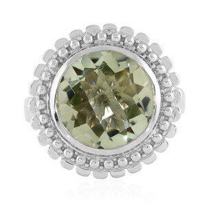 Anello in argento con Ametista Verde (Memories by Vincent) 6836CT