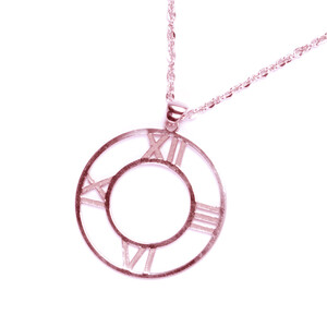Silver Necklace 6849FQ