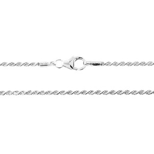 Silver Necklace 7531JC