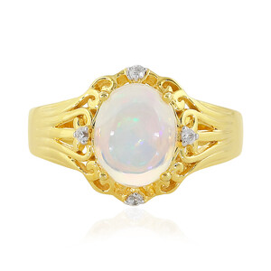Welo Opal Silver Ring 8335ON