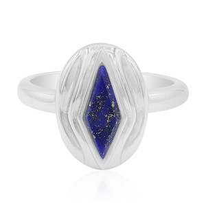 Lapislazuli-Silberring (MONOSONO COLLECTION) 9082UA