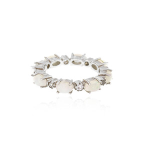 Welo Opal Silver Ring 9168PH