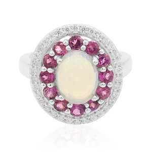 Welo Opal Silver Ring 9409NV