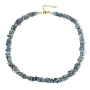 Kyanite Silver Necklace 9438GY