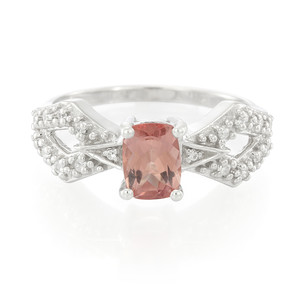 Red Apatite Silver Ring (Cavill) 9859HD